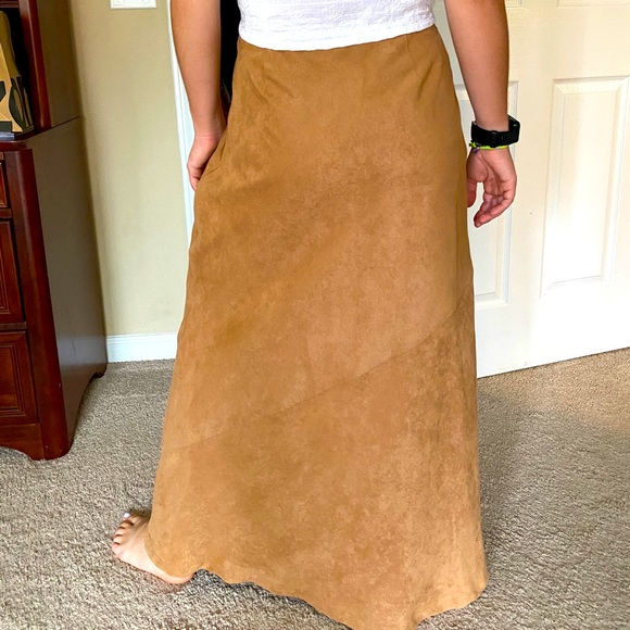 Worthington Maxi Panel Skirt